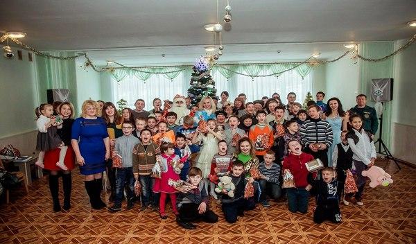 Новогодние поздравления в Волковысском районе
