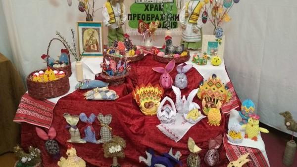 Фестиваль-выставка «Пасхальный кулич» в Дятловском историко-краеведческом музее