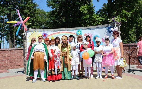 Международный День защиты детейв ГУСО «Василишковский дом-интернат для детей-инвалидовс особенностями психофизического развития»