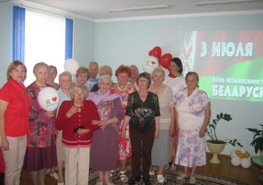 Мероприятия ко Дню Независимости прошли  в Ошмянском районе