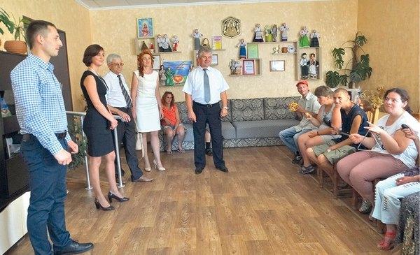 Заместитель Министра труда и социальной защиты Республики Беларусь Александр Румак посетил Волковысский район