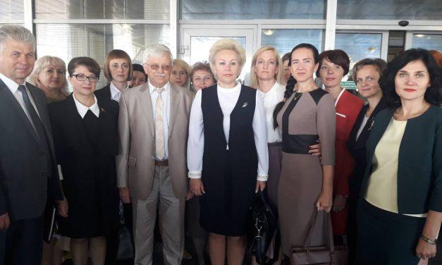 Республиканское совещание в Министерстве труда и социальной защиты Республики Беларусь