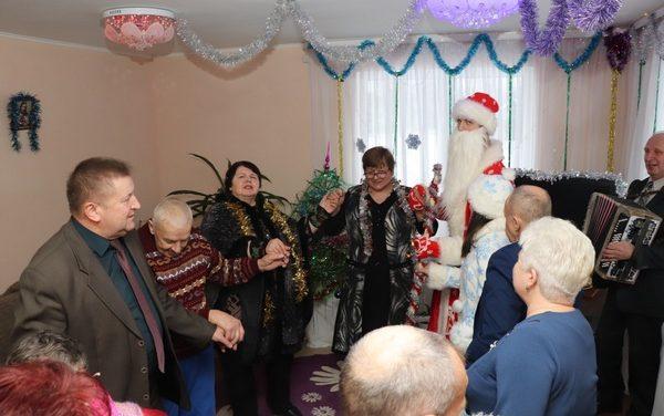«Рождественские встречи» в Кривичах
