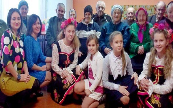 День инвалидов в отделении круглосуточного пребывании для граждан пожилого возраста и инвалидов Ошмянского района