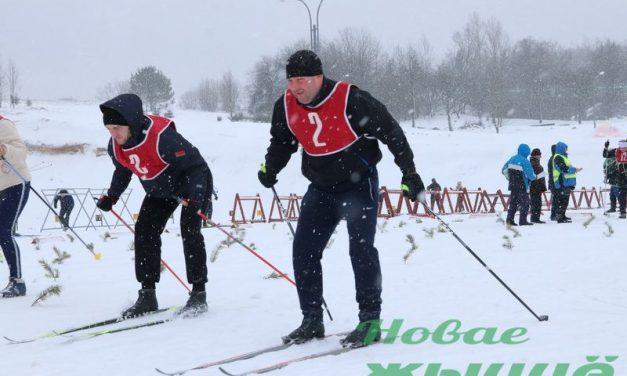 «Новогрудская лыжня-2019»