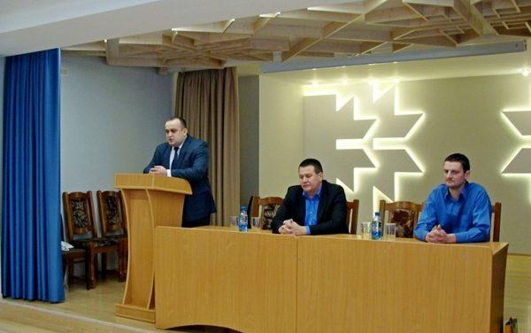 Выездной областной семинар-совещание по охране труда прошёл на базе ОАО «Молочная компания Новогрудские Дары»
