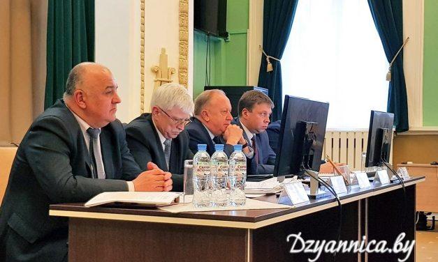 В Щучинском районе прошло выездное заседание коллегии комитета по труду, занятости и социальной защите Гродненского облисполкома