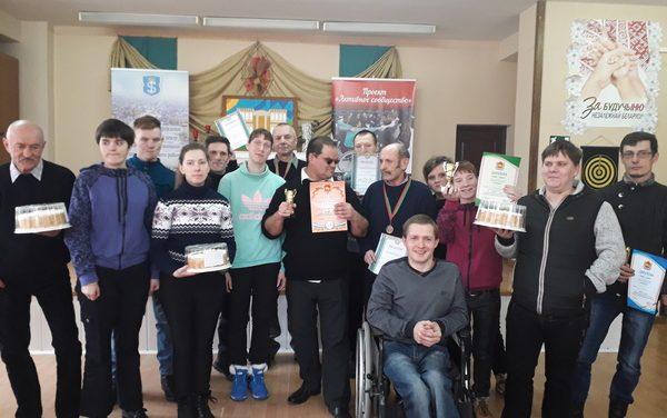 В Щучинском районе проведен шашечный турнир