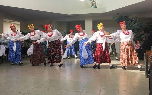 «Танец — это движение, движение – это жизнь»