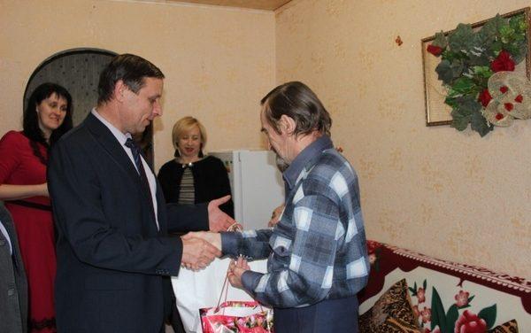 Открытие квартиры самостоятельного совместного проживания для граждан пожилого возраста и инвалидов в агрогородке Гезгалы
