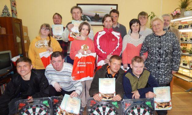 3 мая 2019 года в г.Новогрудке состоялись спортивные соревнования среди молодых людей с инвалидностью, приуроченные к 75-летию освобождения Беларуси от немецко-фашистских захватчиков