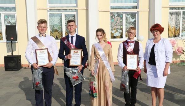Лучшие волонтёры Вороновского района