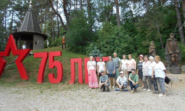 Экскурс по Гродненской области: «Коробчицы»