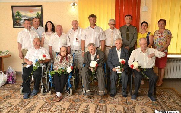 Юбилейные медали — ветеранам и узникам