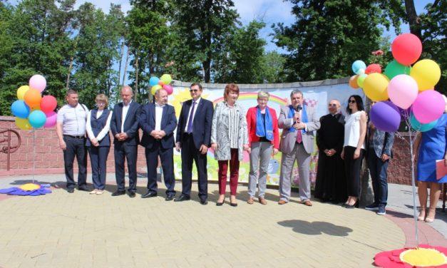 Путешествие в страну Детства в Василишковском доме-интернате для детей-инвалидов с особенностями психофизического развития