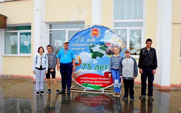 75-летие образования Гродненской области празднуем вместе