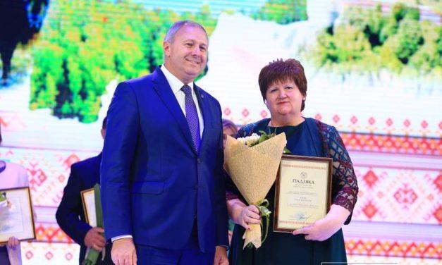 Гродненщина отпраздновала 75- летний юбилей