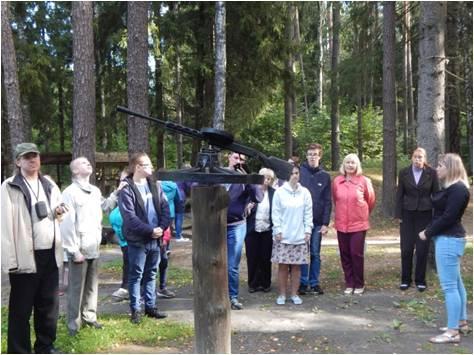 Экскурсия в «Станьково» — центр экологического туризма