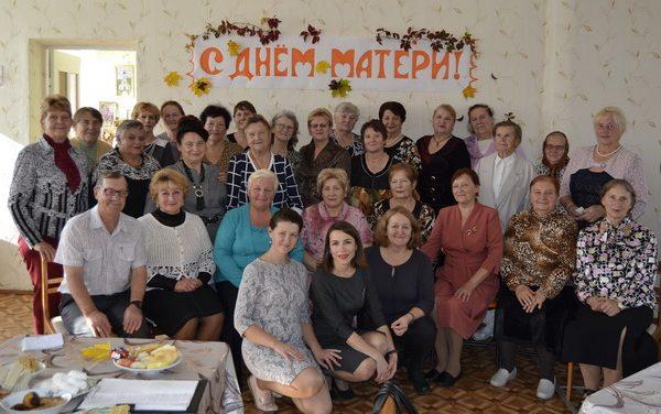 В отделении для пожилых Зельвенского ЦСОН прошло праздничное мероприятие «Самая любимая!»