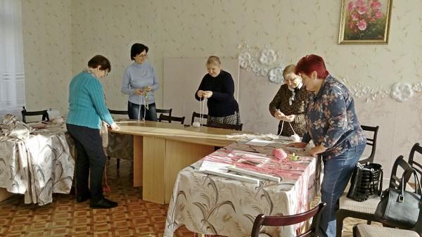 Образовательные курсы для пожилых граждан в.г.п.Зельва
