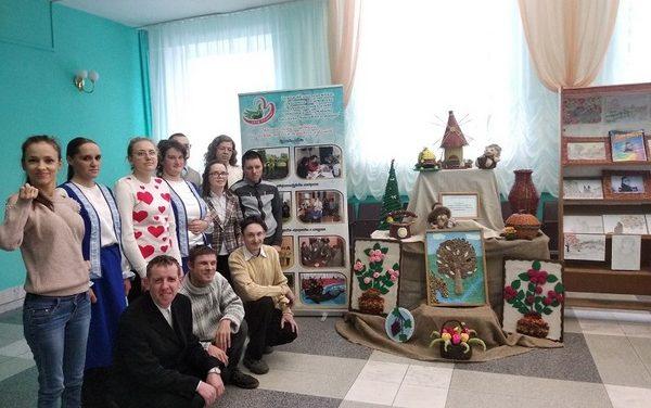 Праздник творчества в Вороновском районе