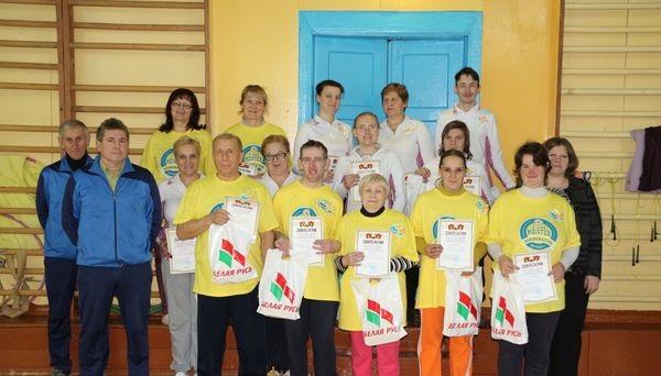 «Спорт для всех» в Вороновском районе