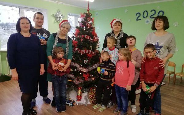 Чудеса под Новый год в Ивьевском районе