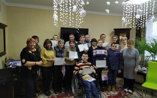 Совместная встреча молодых инвалидов Гродненского и Щучинского ТЦСОН