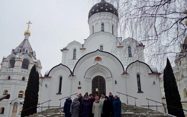 Паломническая поездка в Свято-Елисаветинский монастырь