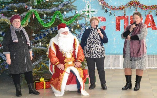 Проводили Новый год весело в Сморгонском районе