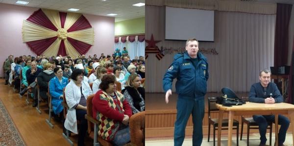 В домах-интернатах Гродненской области проводится единый день безопасности