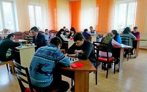 Межрегиональный турнир по русским шашкам среди лиц с ограниченными возможностями