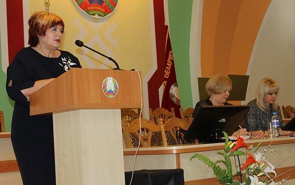 Итоговое  собрание работников сферы социальной защиты прошло в Мостовском районе
