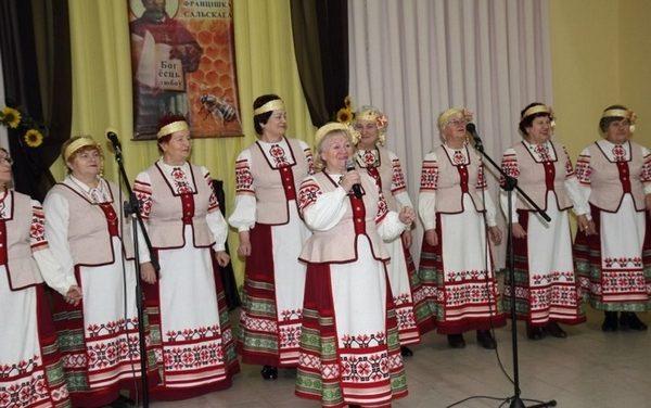 Талантливые пожилые из Сморгони