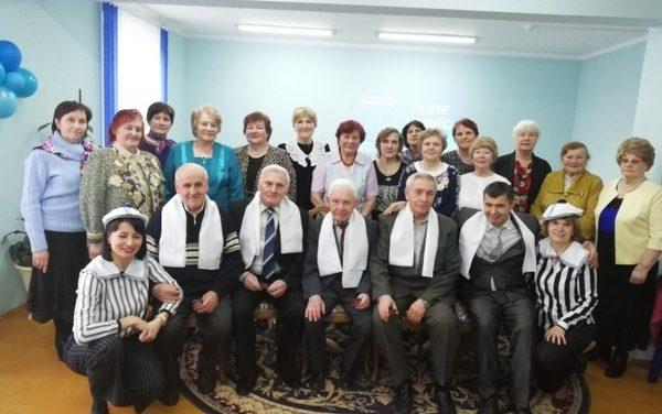 «Поле чудес» для мужчин в отделении дневного пребывания для граждан пожилого возраста