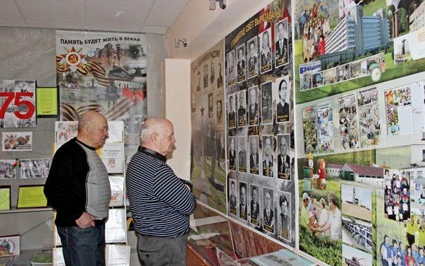 Посещение музеев Дятловщины