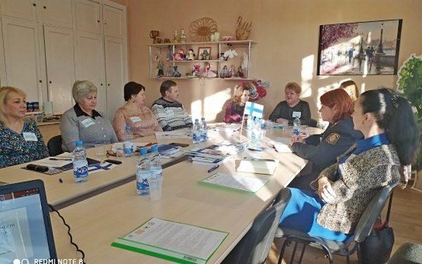 Школа правовой грамотности для девушек и женщин заработала в Сморгони