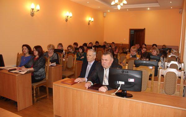 Подведение итогов работы за 2019 год  в системе социальной защиты Берестовицкого района