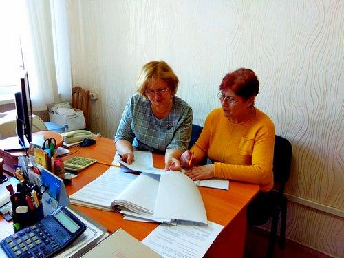 Организация работы с работодателями по своевременному и качественному представлению документов для назначения пенсий