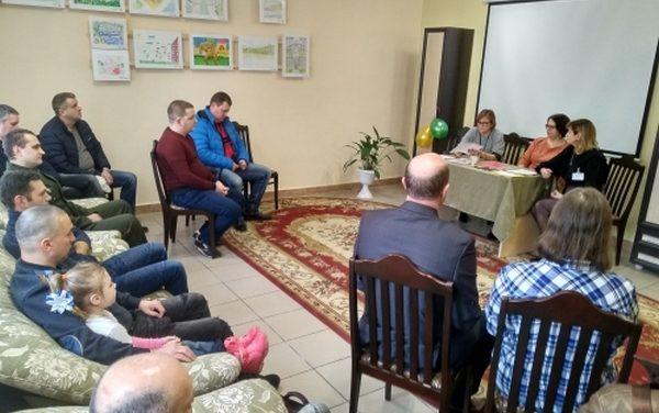 Встреча многодетных отцов проведена в Мостовском районе