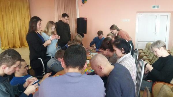 «Вера» в гостях у воспитанников Василишковского дома-интерната