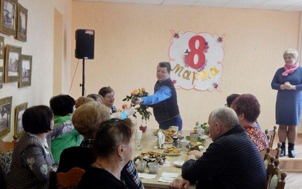 Праздничная встреча «Весны чудесные мгновения»в Новогрудском районе