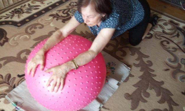 Домашний фитнес для пожилых в Новогрудке