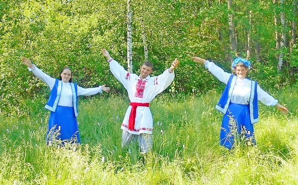 Фото-проект «Беларусь святочная»