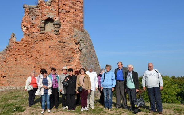 Краеведческая поездка граждан пожилого возраста по Новогрудскому краю