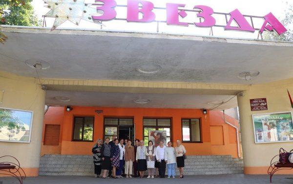 Социальный киносеанс в преддверии международного Дня пожилых людей