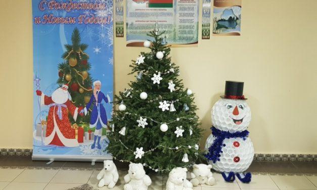 В домах-интернатах тоже ждут новогоднего чуда