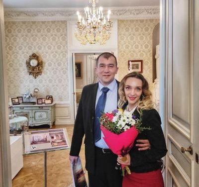 Многодетная слонимская семья Романовских приняла участие в республиканском открытом диалоге «Многодетная семья – приоритет государственной семейной политики»