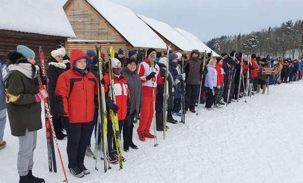 Новогрудская лыжня – 2021