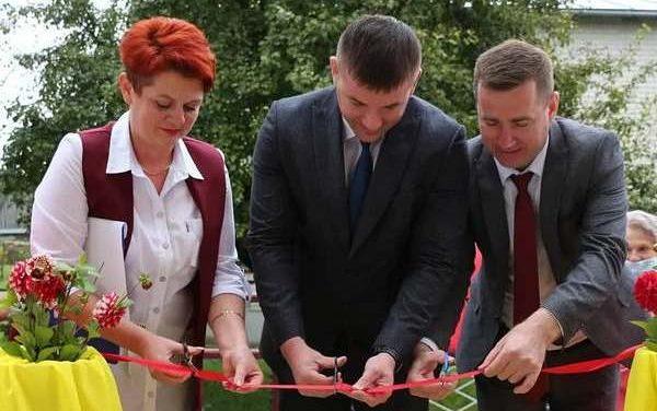 В ТЦСОН Вороновского района открылась музейная комната «Мы родом из Советского Союза»